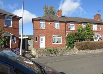 Thumbnail 3 bedroom end terrace house for sale in Richard Street West, West Bromwich