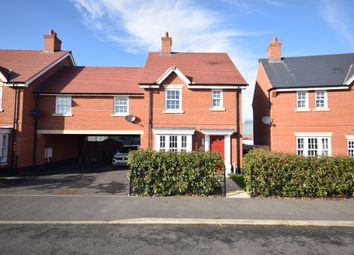 4 bed link-detached house for sale in Osier Way, Sible Hedingham, Halstead CO9