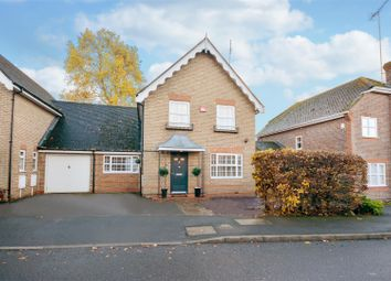 Thumbnail 5 bed link-detached house for sale in Manor Crescent, Epsom