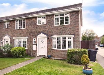 Thumbnail 3 bed end terrace house for sale in Beverley Gardens, Rustington, Littlehampton