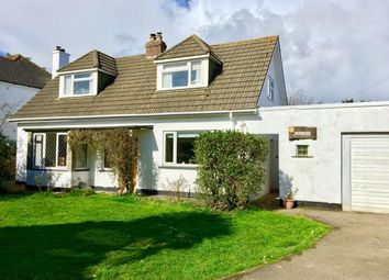 Thumbnail 4 bed bungalow for sale in St. Day, Redruth, Cornwall