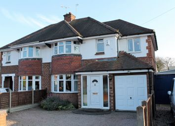 Thumbnail 3 bed semi-detached house for sale in Winchester Avenue, Worcester