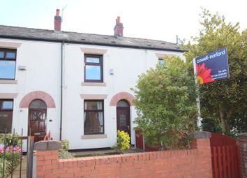 Thumbnail 2 bedroom terraced house for sale in Rodney Street, Castleton, Rochdale, Greater Manchester