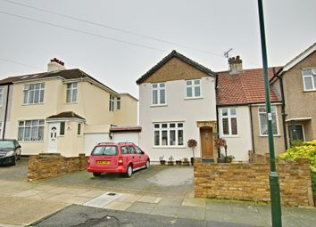 Thumbnail 4 bed semi-detached house for sale in Boundary Road, Sidcup