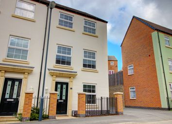 Thumbnail 3 bed town house for sale in Tile Lane, Nuneaton