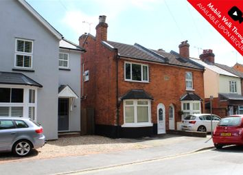 2 bed semi-detached house for sale in Portesbery Road, Camberley, Surrey GU15