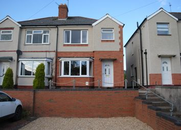 Thumbnail 3 bed semi-detached house to rent in Audley Road, Newport