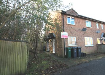 Thumbnail 1 Bed End Terrace House For Sale In Tophill Close Portslade Brighton