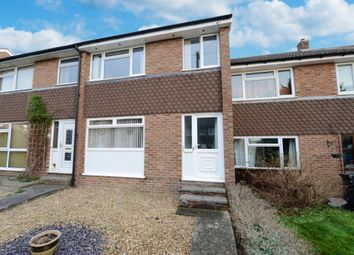 Thumbnail 3 bed terraced house for sale in Carisbrooke Gardens, Yeovil