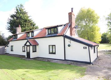 Thumbnail 3 bed country house for sale in Glebe Cottage, Hemingstone, Ipswich, Suffolk