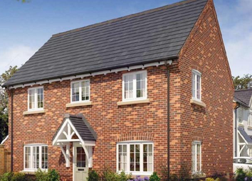 Thumbnail 3 bedroom detached house for sale in The Fairfield At Oaklands Park, Wyaston Road, Ashbourne