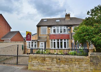 Thumbnail 4 bed semi-detached house for sale in Henconner Road, Chapel Allerton, Leeds