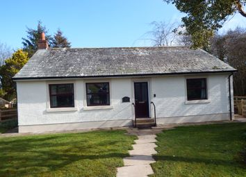Thumbnail 2 bed bungalow to rent in Raughton Head, Raughton Head