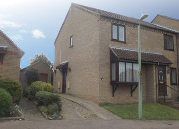 Thumbnail 2 bed end terrace house to rent in Bluebell Way, Worlingham