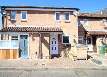 Thumbnail 2 bed terraced house for sale in Turner Close, Cleveland Park, Aylesbury