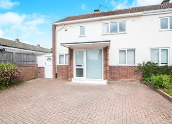 Thumbnail 3 bed semi-detached house for sale in Gage Close, Maidenhead