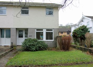 Thumbnail 3 bed flat to rent in Maes Yr Efail, Aberystwyth