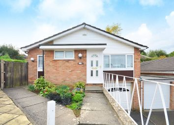 Thumbnail 3 bed bungalow for sale in Rushmoor Close, Guildford