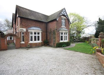 Thumbnail 4 bed detached house to rent in Warwick Road, Kenilworth
