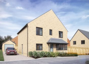 Thumbnail 4 bed detached house for sale in Pembers Hill Park, Mortimers Lane, Fair Oak, Eastleigh