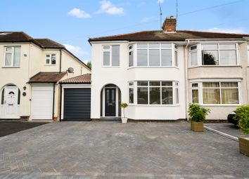 4 bed semi-detached house for sale in Beanfield Avenue, Green Lane, Coventry CV3