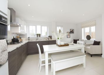 "Thumbnail 3 bedroom detached house for sale in ""Falmouth 1"" at Helme Lane, Meltham, Holmfirth"