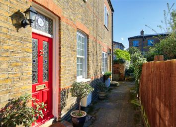 Thumbnail 2 bed terraced house for sale in Hesley Cottages, High Street, Hampton Wick, Kingston Upon Thames