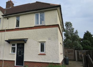 Thumbnail 4 bed semi-detached house for sale in Whitton Church Lane, Ipswich