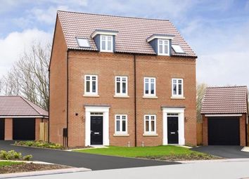 "Thumbnail 3 bedroom terraced house for sale in ""Greenwood"" at South Road, Durham"