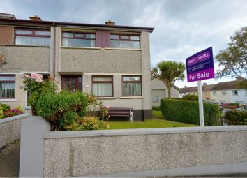 Thumbnail 3 bed end terrace house for sale in Springwell Crescent Groomsport, Bangor