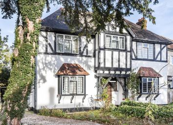 Thumbnail 4 bed detached house to rent in Topcliffe Drive, Farnborough, Orpington