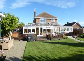 Thumbnail 4 bed detached house for sale in Guntons Road, Newborough, Peterborough