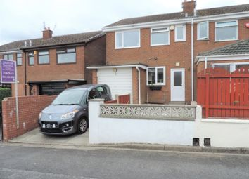 Thumbnail 3 bed semi-detached house for sale in 6 Minster Way, Chadderton