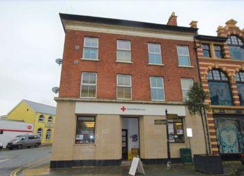 Thumbnail 2 bed flat for sale in High Street, Tywyn, Gwynedd