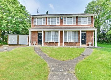 Thumbnail 3 bed semi-detached house to rent in Cattlegate Road, Enfield