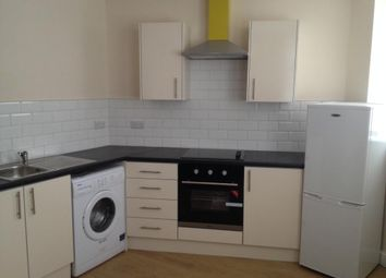 Thumbnail 1 bed flat to rent in Pearl Street, Splott, Cardiff