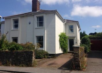 Thumbnail 3 bed semi-detached house to rent in Bradbourne Road, Sevenoaks