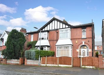 Thumbnail 4 bedroom semi-detached house for sale in Wilton Avenue, Prestwich, Manchester, Greater Manchester