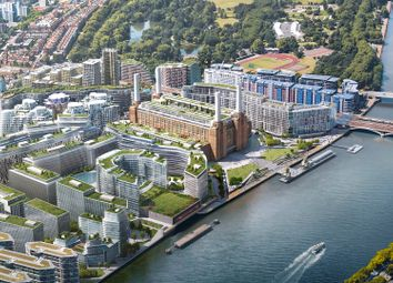 Thumbnail 4 bed flat for sale in Battersea Power Station, Kirtling Street, Nine Elms