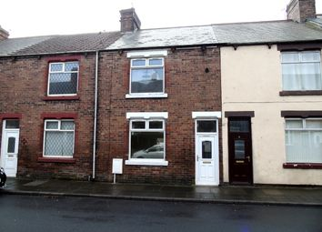 Thumbnail 3 bedroom end terrace house to rent in Barrington Terrace, Ferryhill