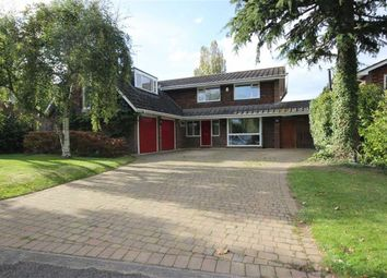 Thumbnail 4 bed detached house for sale in Penny Croft, Harpenden, Hertfordshire