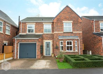 Thumbnail 4 bed detached house for sale in Penzance Close, Birchwood, Warrington