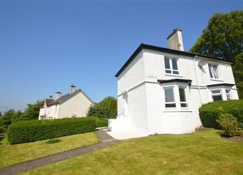 Thumbnail 2 bed semi-detached house for sale in Archerhill Road, Knightswood, Glasgow