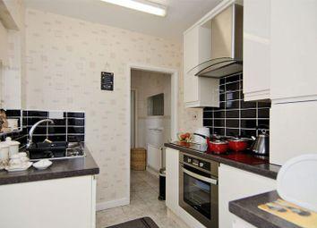 Thumbnail 1 bedroom semi-detached bungalow for sale in Albert Street, Cannock