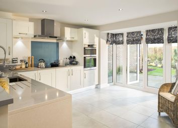 "Thumbnail 4 bed detached house for sale in ""Brockhall"" at Mitton Road, Whalley, Clitheroe"