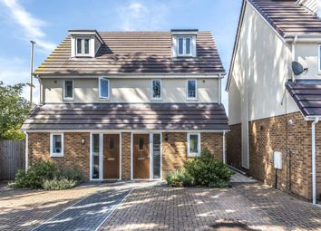 Thumbnail 2 bed semi-detached house for sale in Greyhound View, Sandy Lane OX4, Oxford.,