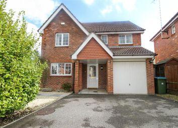 Thumbnail 4 bed detached house for sale in Columbine Way, Littlehampton, West Sussex