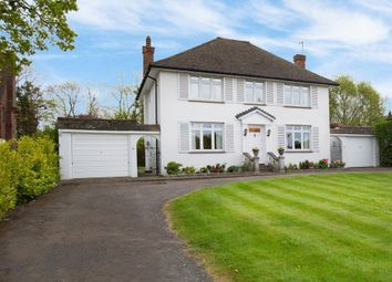Thumbnail 5 bed detached house for sale in The Highlands, East Horsley, Leatherhead