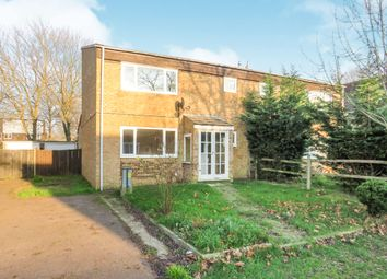Thumbnail 3 bed semi-detached house for sale in Manshead Court, Stony Stratford, Milton Keynes