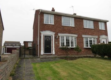 Thumbnail 3 bed semi-detached house to rent in Edmunds Road, Cranwell Village, Sleaford